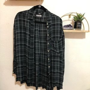 Urban Outfitter BDG Flannel